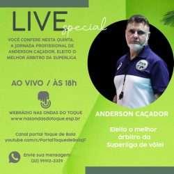 ANDERSON CAÇADOR ARTE