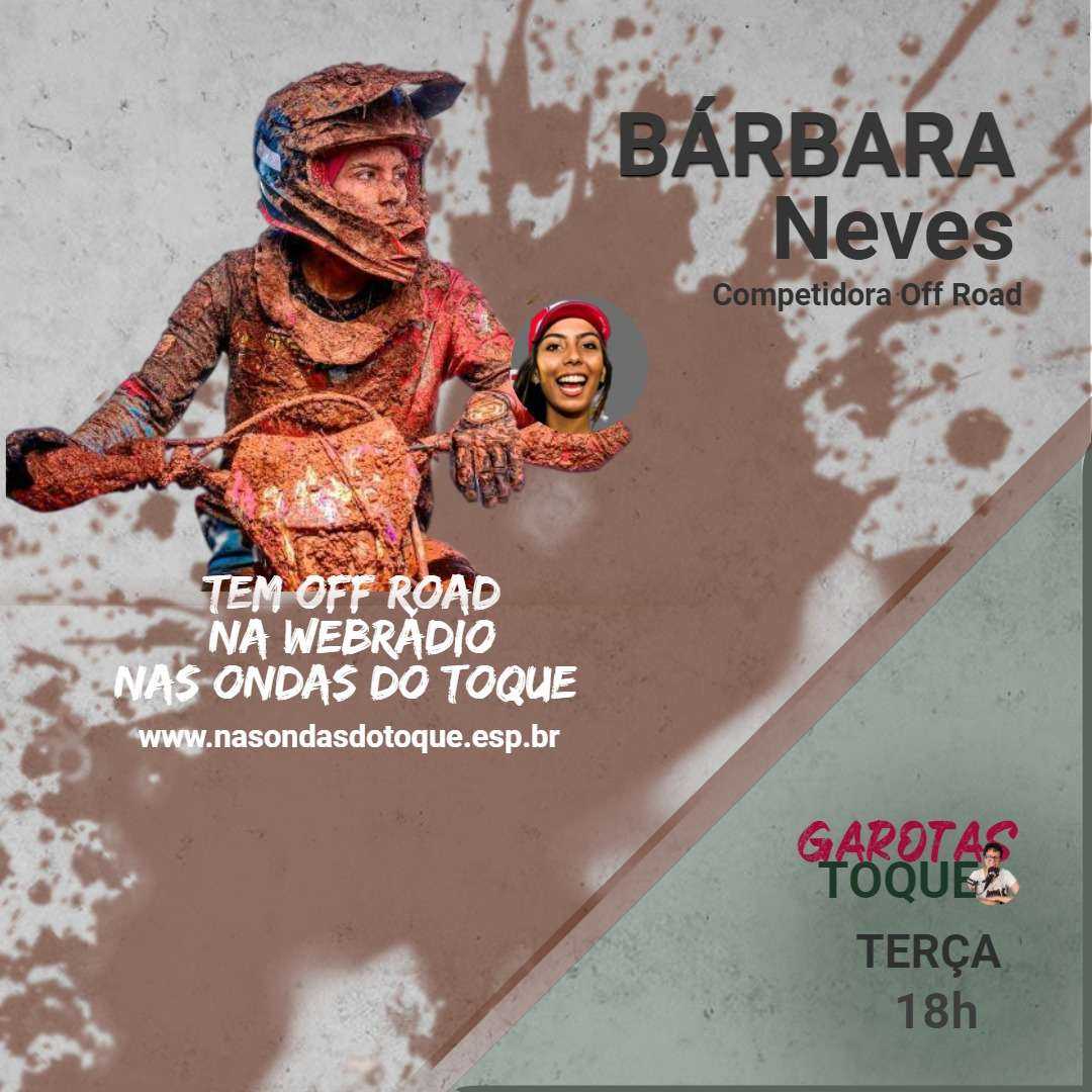 Read more about the article Bárbara Neves é a entrevistada do Garotas no Toque