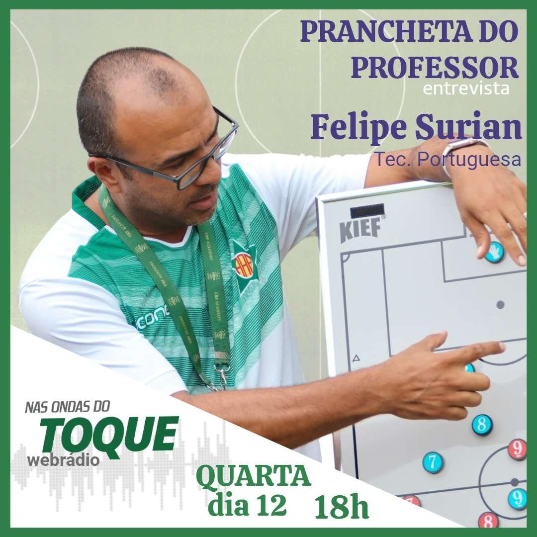Read more about the article Mais uma semana cheia de atrações na web radio Nas Ondas do Toque! Veja como acessar