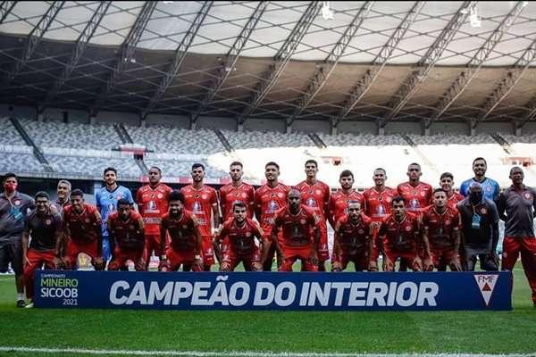 Campeão do Interior, Tombense mira Série C do Brasileiro!