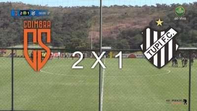 Read more about the article De virada, Galinho perde para o Coimbra fora de casa
