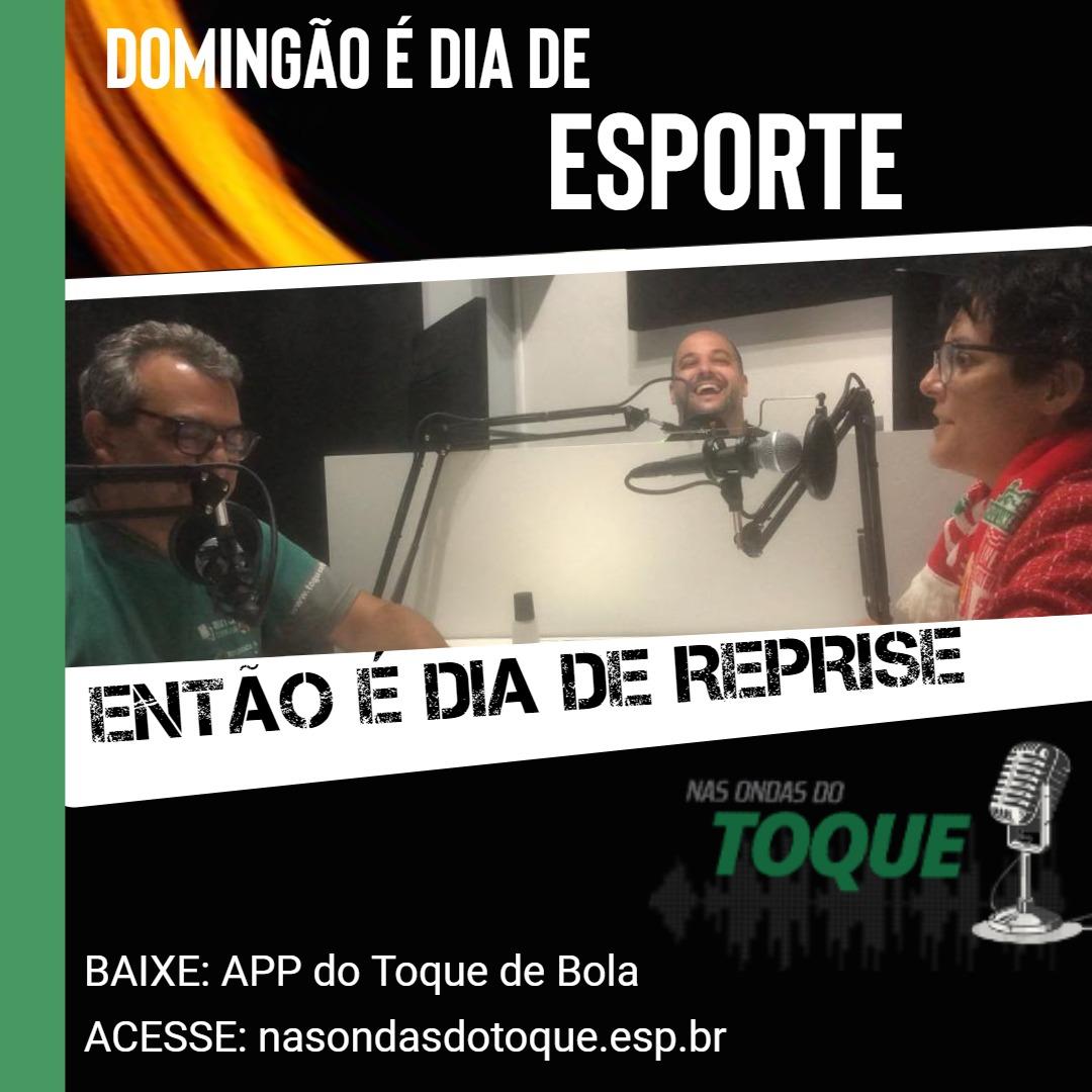 Nas Ondas do Toque: debate e entrevistas marcam programação deste domingo