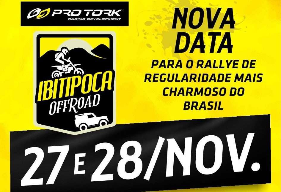 Read more about the article Ibitipoca Off Road 2021 anuncia novas datas