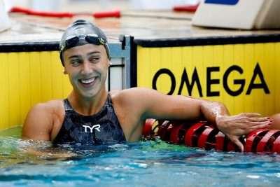 Juiz-forana Larissa Oliveira está confirmada nas Olimpíadas!
