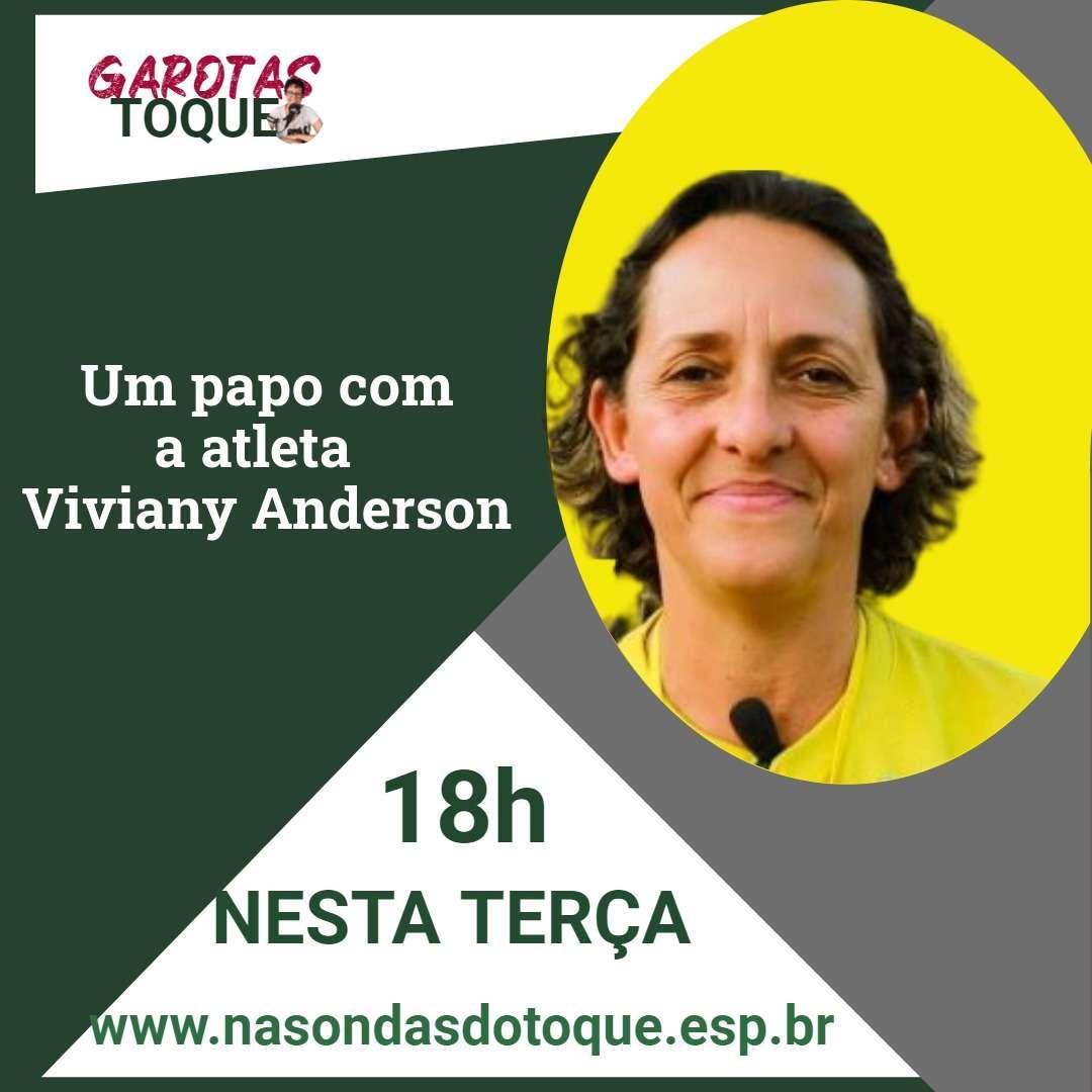 Read more about the article Viviany Anderson é a entrevistada do Garotas no Toque