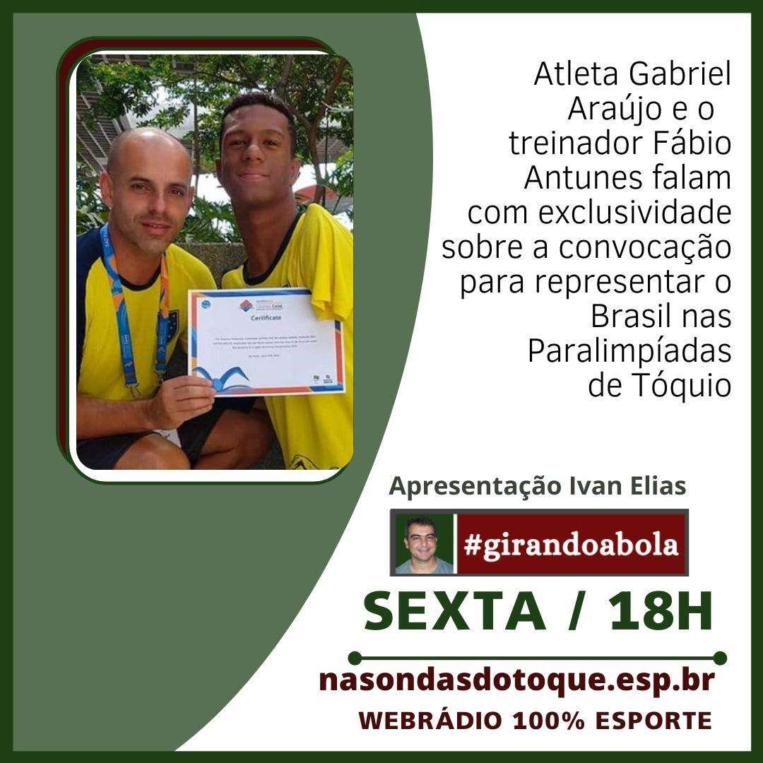 Read more about the article Coletiva ao vivo, atrações olímpicas e paralímpicas e muita informação em destaque nesta sexta!