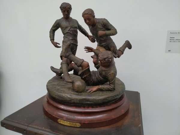 Read more about the article Exclusivo: medalhas, troféus, painéis – o esporte no Museu Mariano Procópio
