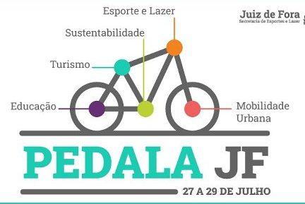 Pedala JF: impactos do ciclismo são tema de fórum em Juiz de Fora. Panathlon Club é parceiro