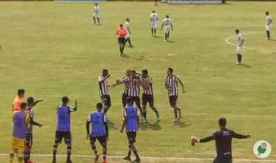 Read more about the article Thiago estreia, faz três e dá vitória ao Tupi sobre o Aymorés!