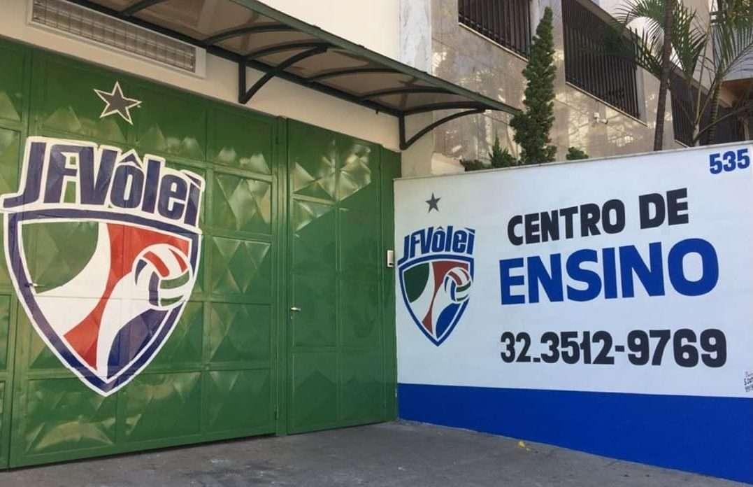 Read more about the article Inscrições abertas! JF Vôlei terá escolinhas em seu novo centro de treinamentos!
