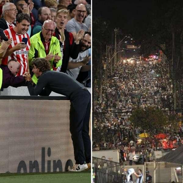 Read more about the article Vale tudo pra ir ao estádio na pandemia?