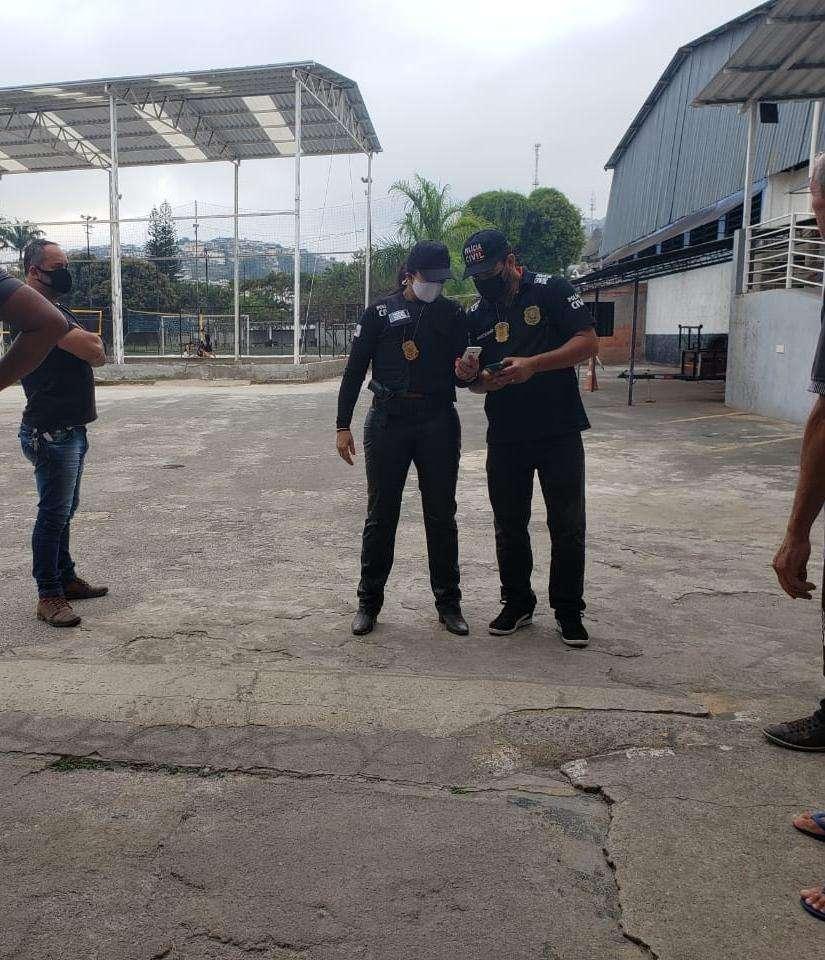 """Read more about the article Polícia Civil cumpre mandados na """"Operação Tupi: Jogando limpo"""""""