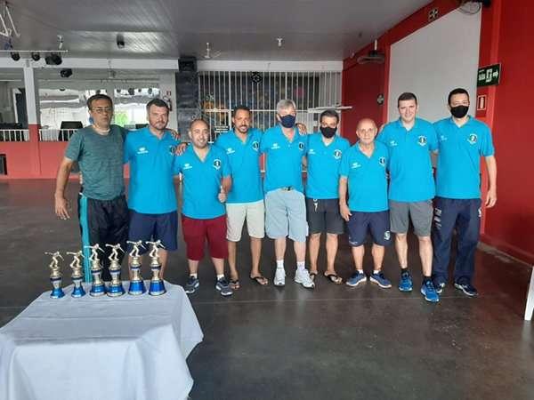 """Bocha Casa D'Italia avalia """"satisfatório"""" vice no Mineiro de duplas"""