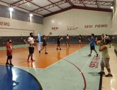 Sesi + PBF: tradições reunidas. O basquete local agradece!