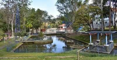 Parque Municipal no antigo Sesc Pousada abre as portas para o público