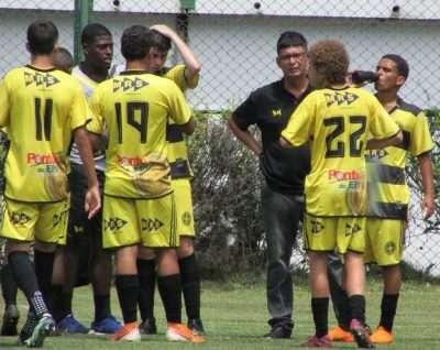Read more about the article Após empates, Uberabinha busca primeira vitória na Segunda Divisão do Mineiro Sub-17